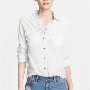 Rachel Zoe Nantes Chambray Shirt